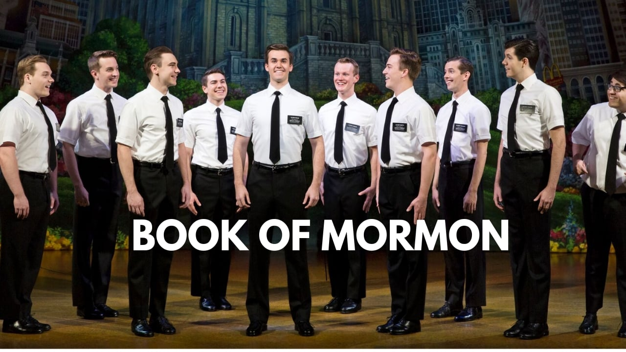 dallas summer musicals book of mormon tickets
