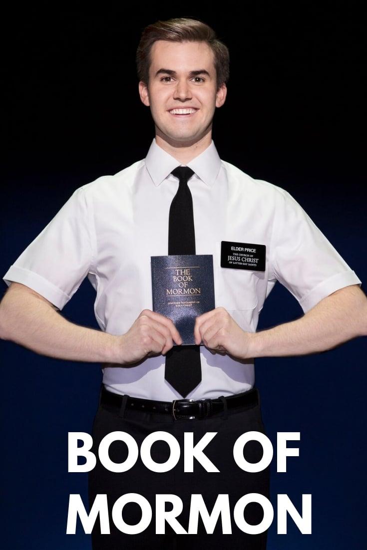 Book of Mormon Dallas