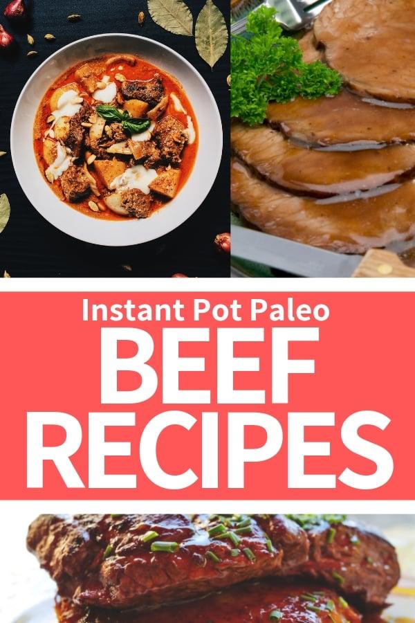 paleo beef instant pot recipes
