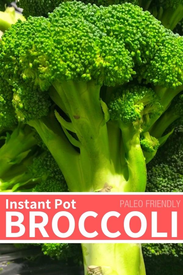 instant pot broccoli recipes paleo friendly