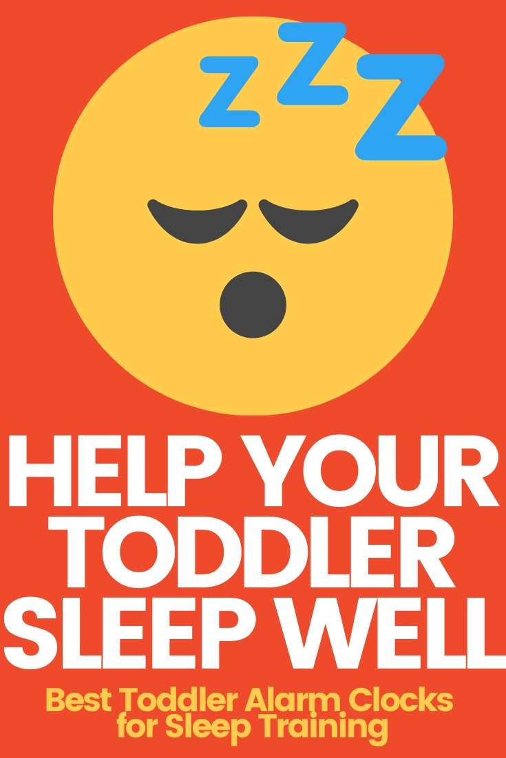 sleep training clocks for toddlers