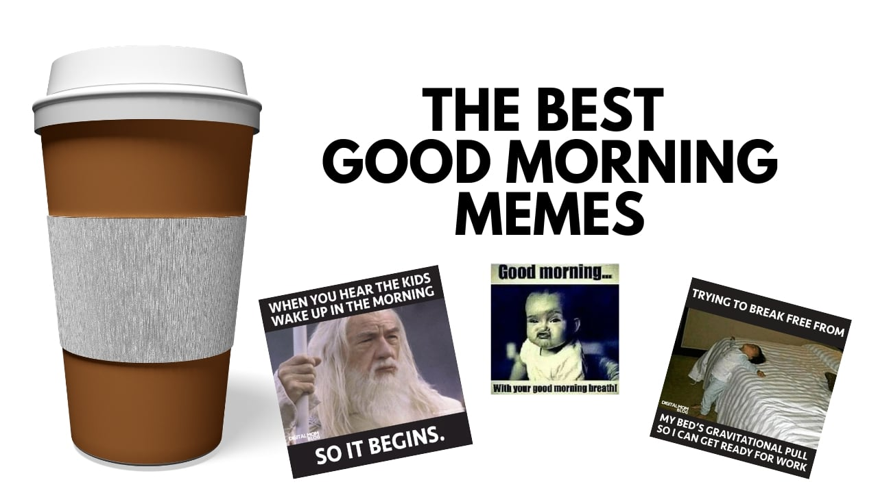 Good Morning Memes - 40+ Best Morning Images for a Good LOL
