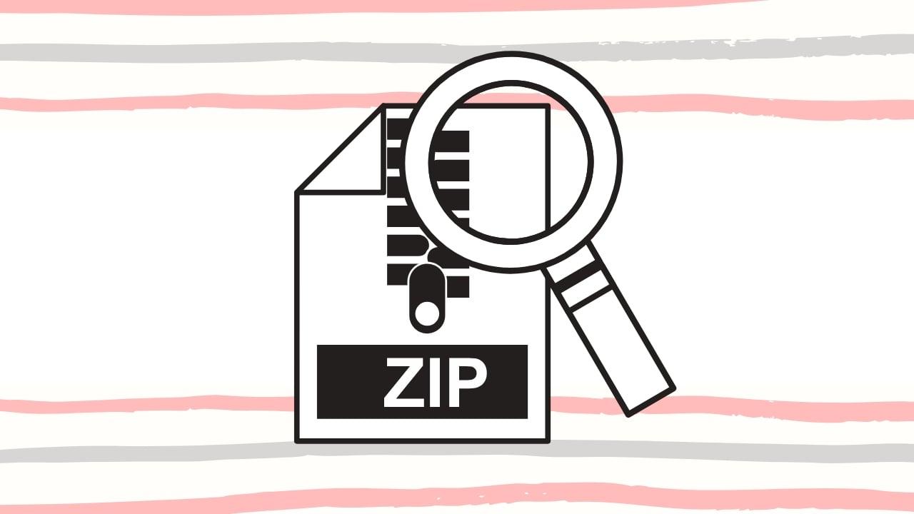 zip file tutorial – etsy zip file digital products