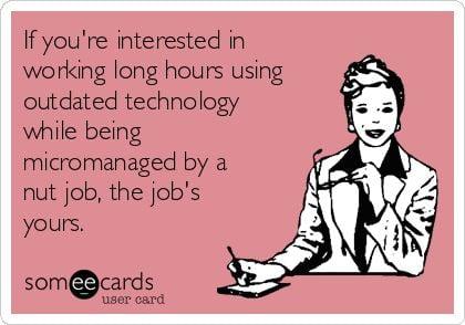 Work Memes - working long hours
