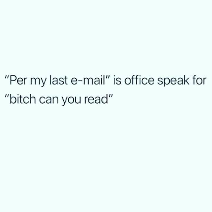 Passive Aggressive Work Meme