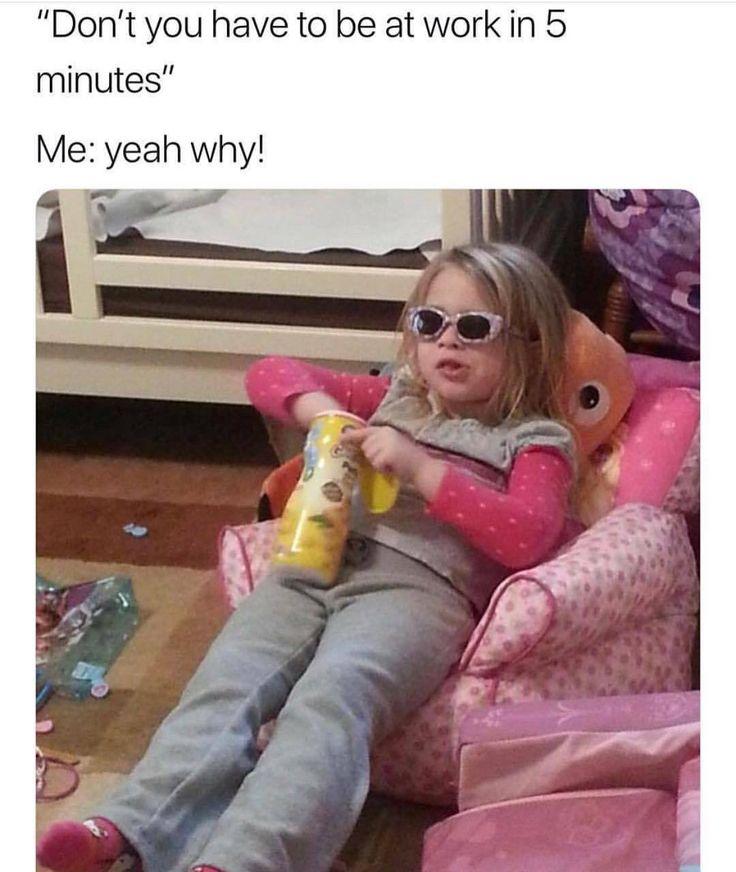 work morning meme