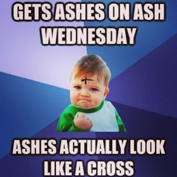 ash wedneday meme