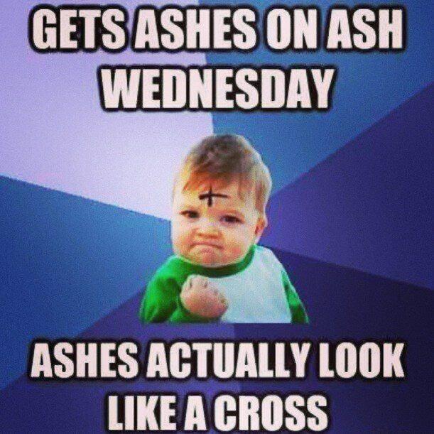 ash wedneday meme