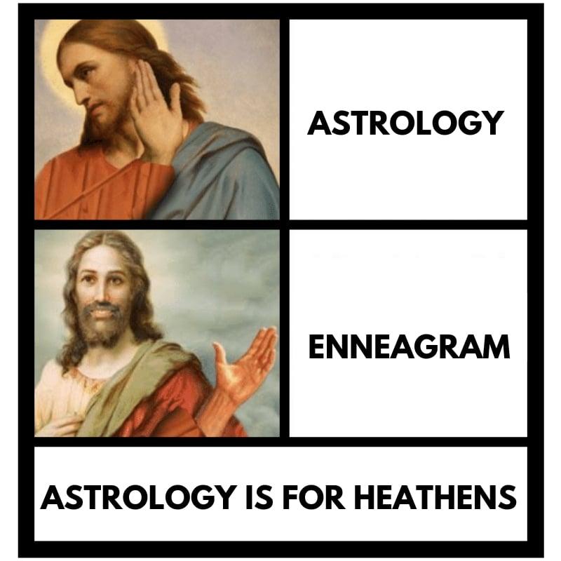 astrology enneagram astrology is for heathens