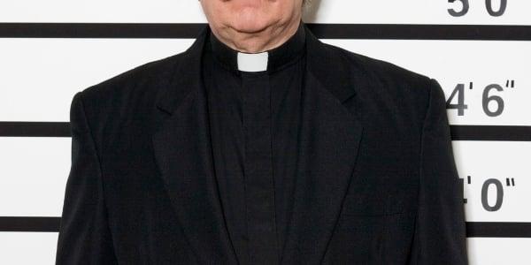 priest mug shot