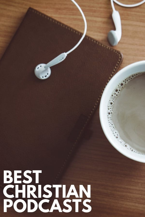 BEST CHRISTIAN PODCASTS -