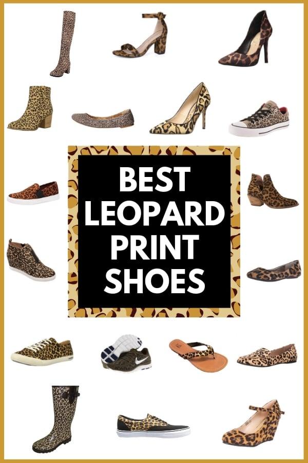 best leopard print shoes