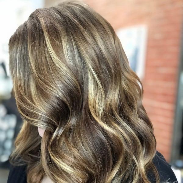 best balayage hair 2019