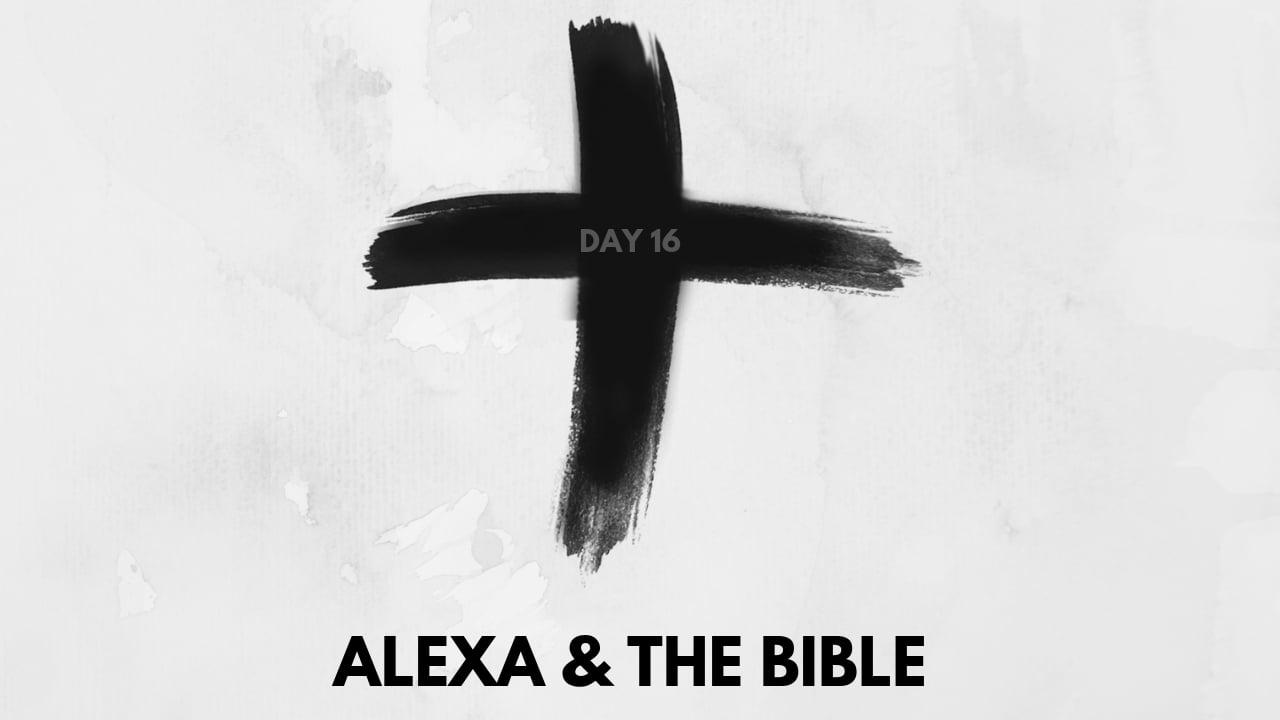 bible alexa skill