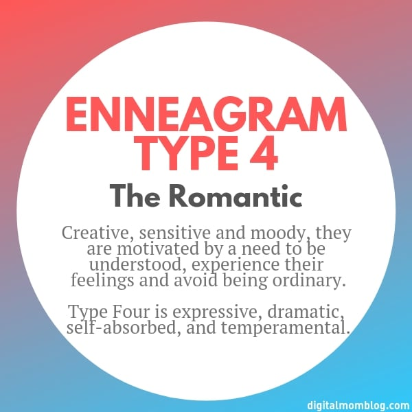 Enneagram 4