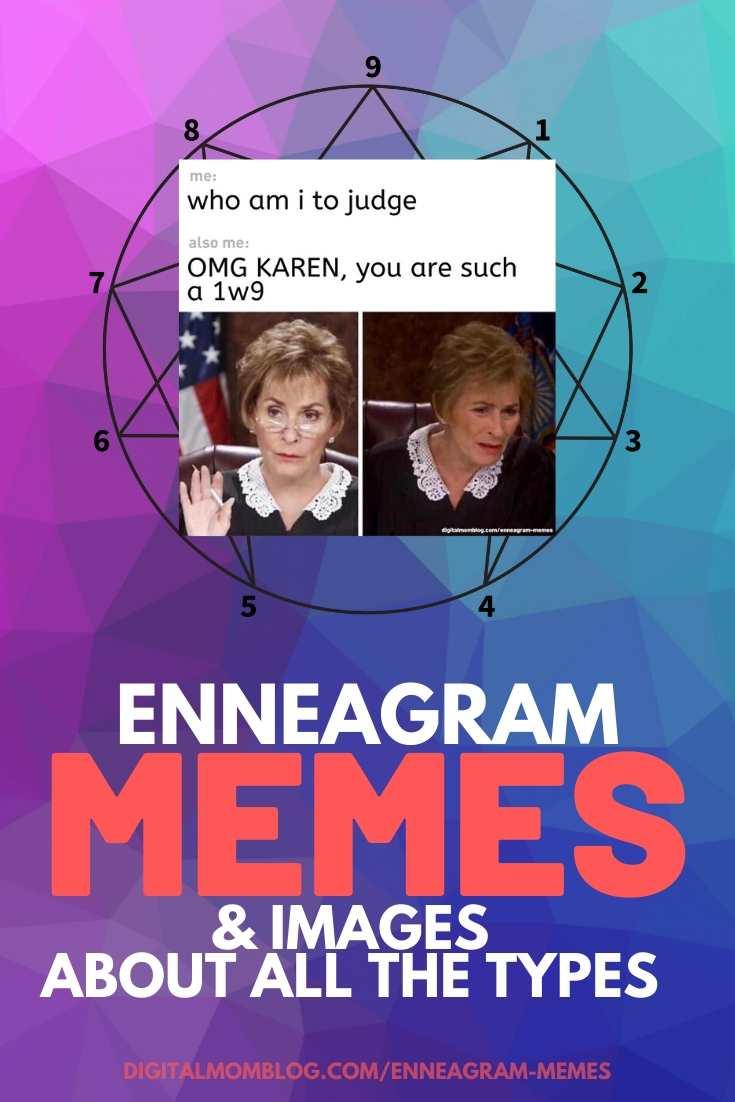 enneagram memes