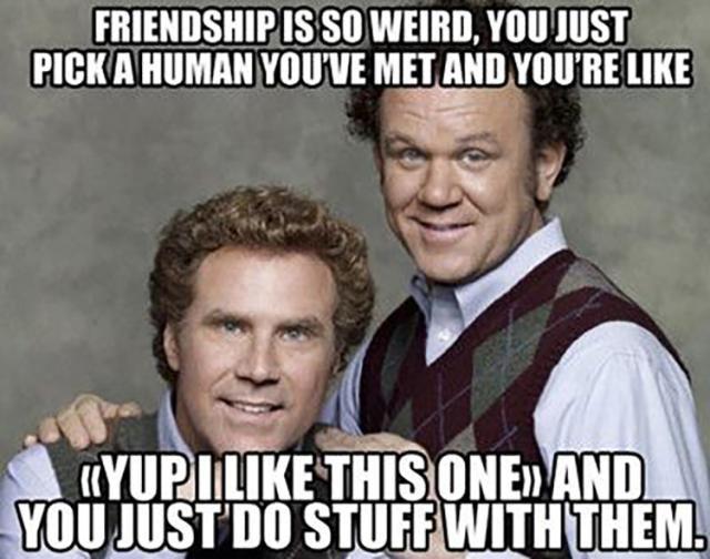 friend meme