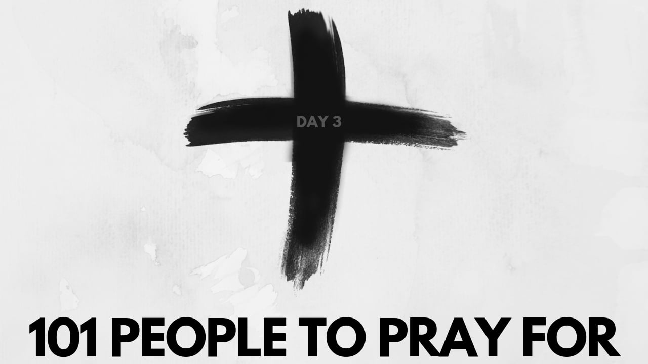 people to pray for