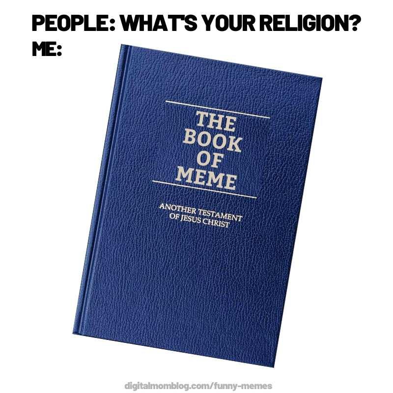 religion meme