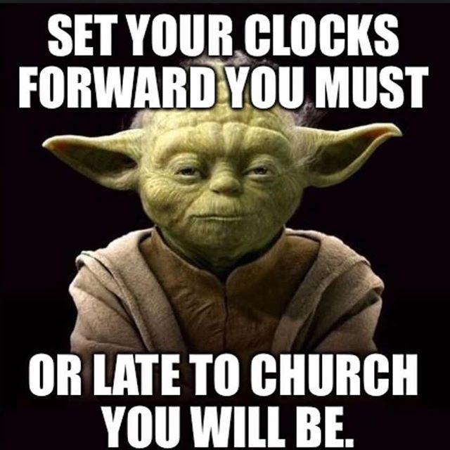 best daylight savings time memes