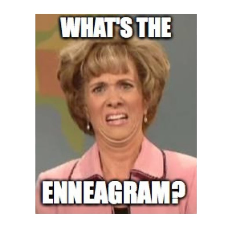 what's the enneagram