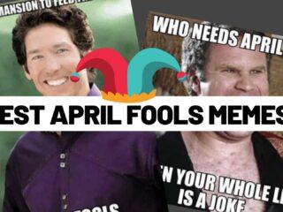 best april fools memes