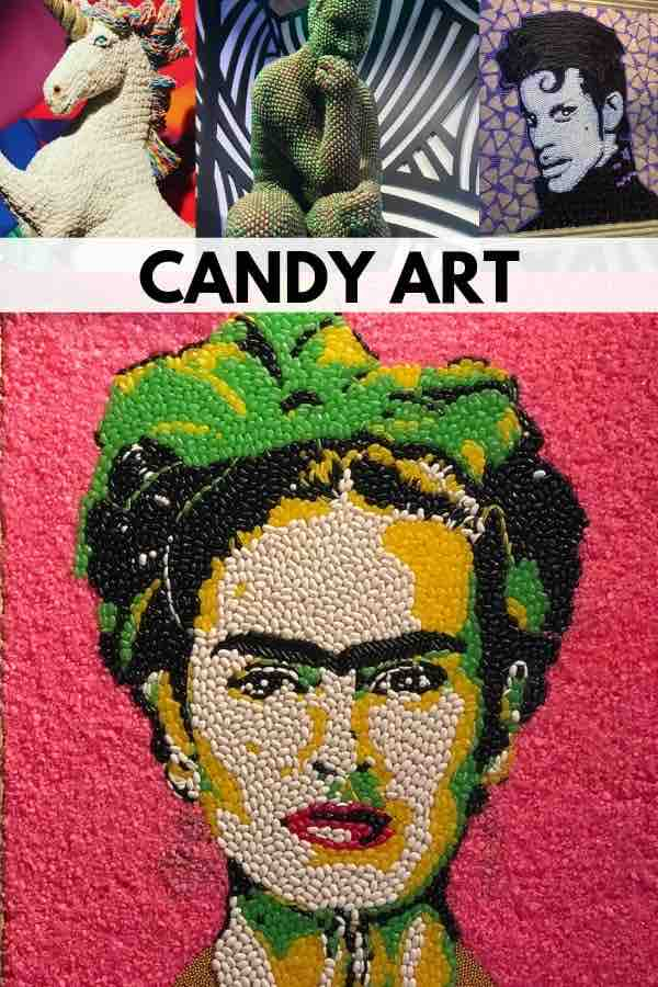 candy art candytopia dallas