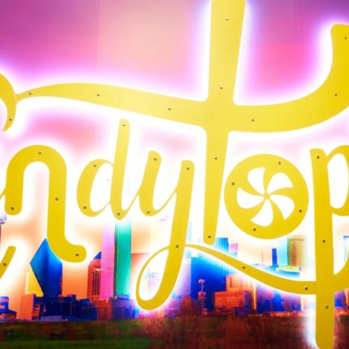 Candytopia Dallas – You Won't Want to Miss This SWEET Immersive Candy Experience