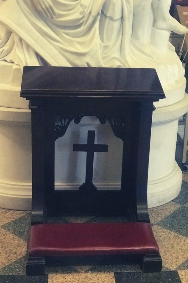 catholic prayer alter