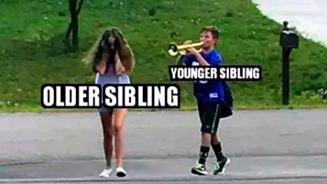 Sibling Memes for Sharing on National Sibling Day - Digital