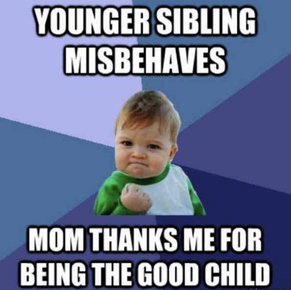 good child meme