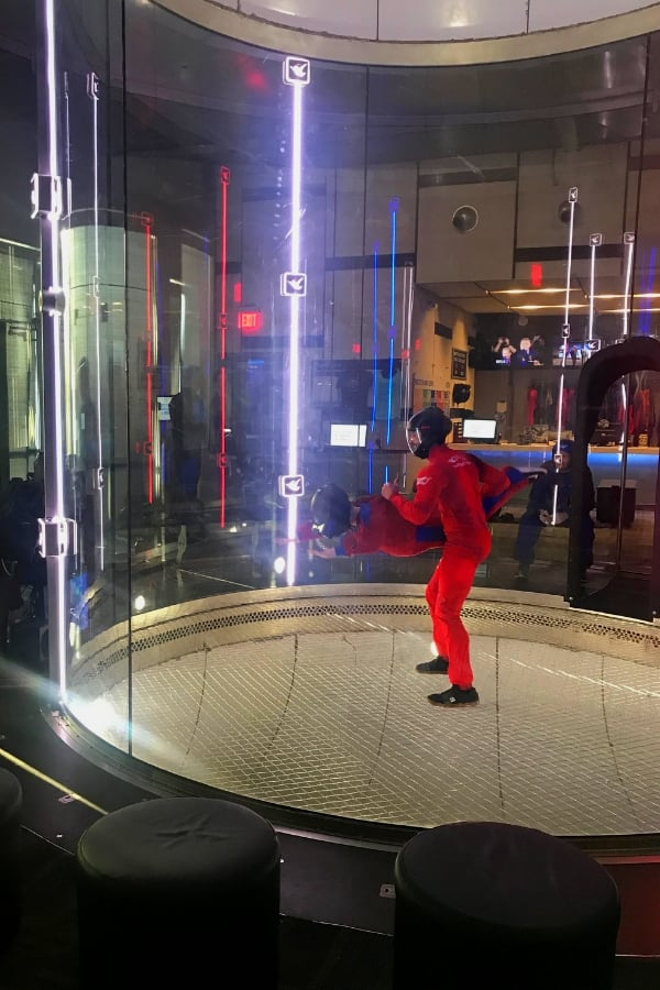 ifly virtual reality flying with dragons