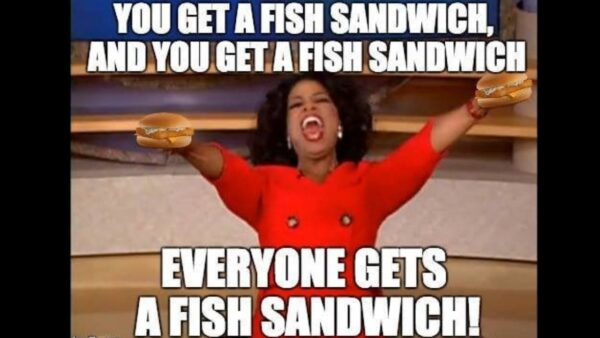 Best Lent Memes – 40 Days Y'all – Might As Well Laugh a Little!