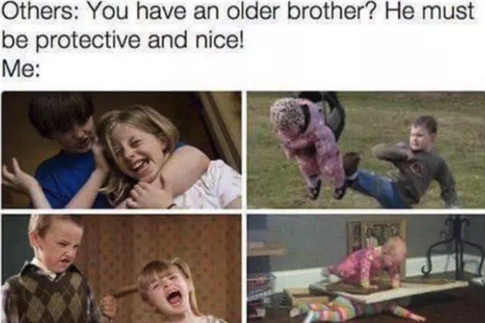 older brother meme