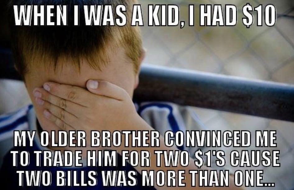 older brother scam