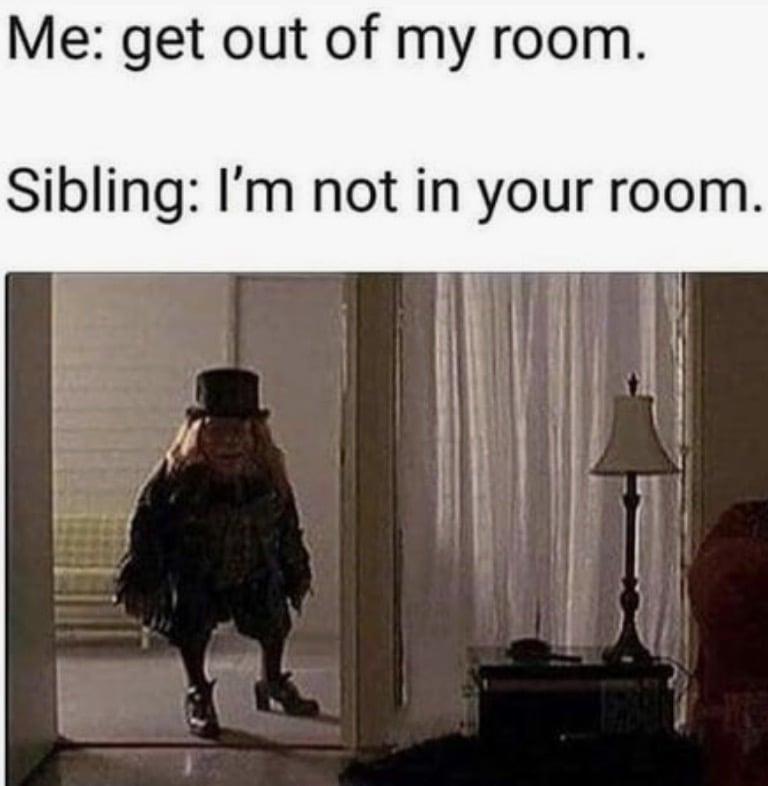 sibling room