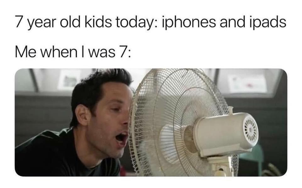 childhood meme for moms