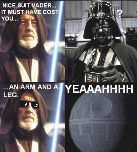 darth vadar meme