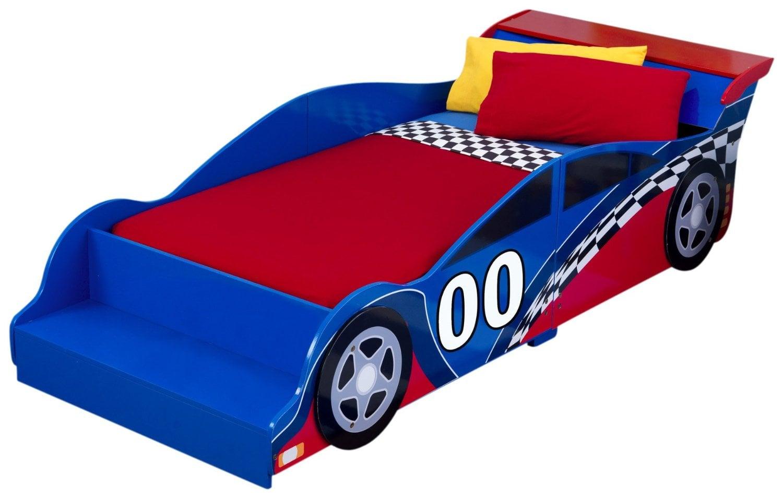 Race Car Toddler Bed