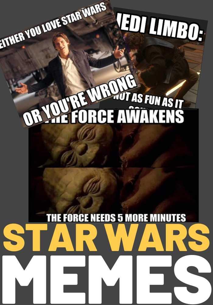 star war memes