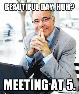 5pm meeting