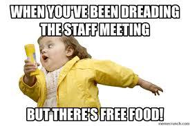 free food staff