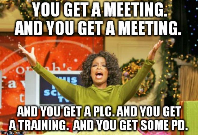 oprah meeting meme