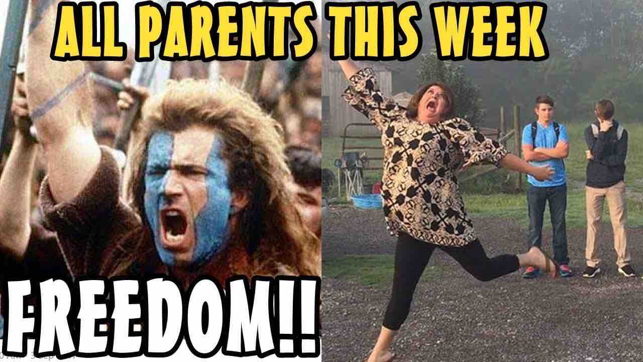 all parents this week