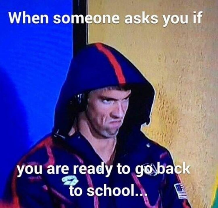 Back To School Memes Bye Summer Some Clean Fun For Parents