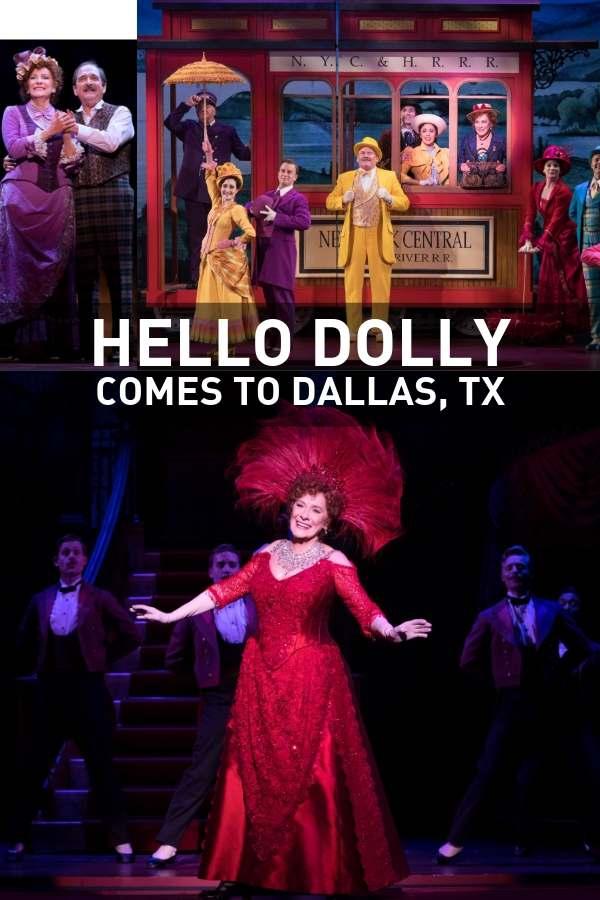 hello dolly broadway dallas tx