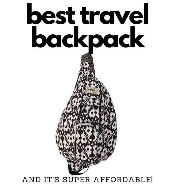 BEST TRAVEL BACKPACK new york city