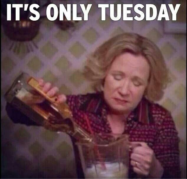 its only tuesday meme