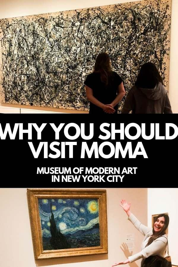 visit museum of modern art new york city travel blog