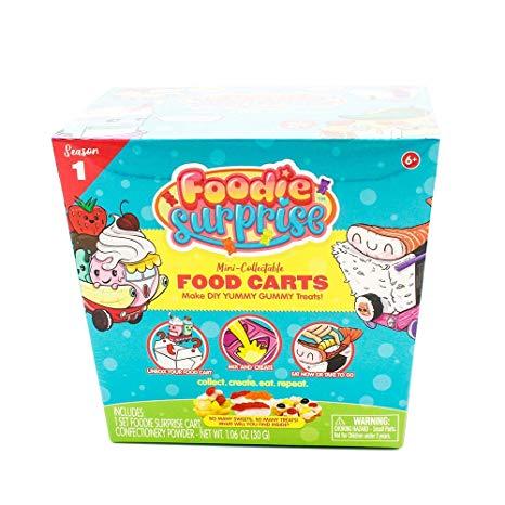 Foodie Surprise - DIY Yummy Gummy Treats